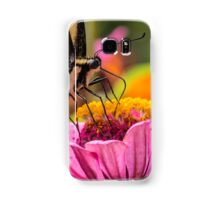 Tiger Swallowtail with Tattered Wings  Samsung Galaxy Case/Skin