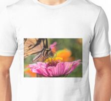 Tiger Swallowtail with Tattered Wings  Unisex T-Shirt