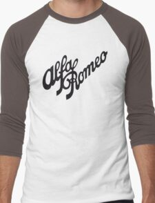 Alfa Romeo Men's Baseball ¾ T-Shirt