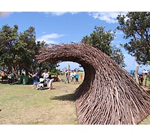 Sculpture by the Sea Exhibition 3 Photographic Print