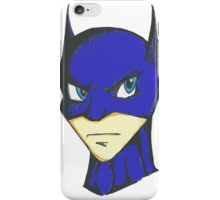 The Goddamn Manga Batman iPhone Case/Skin