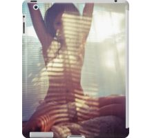 Look Deep - vintage erotic nude art photos iPad Case/Skin