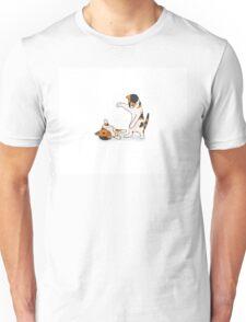 Playful Kittens Unisex T-Shirt