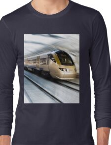 Gautrain - High Speed Commuter Train Long Sleeve T-Shirt