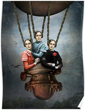 She knew she could fly by Catrin Welz-Stein