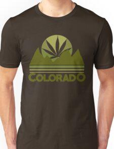 Colorado Marijuana humor Unisex T-Shirt