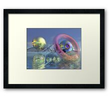 Stairs to heaven Framed Print
