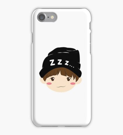 Suga Zzz iPhone Case/Skin