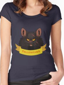 Yellowfang Women's Fitted Scoop T-Shirt