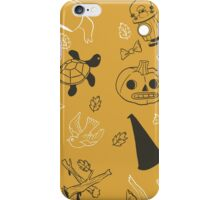 Over the Garden Wall Pattern iPhone Case/Skin