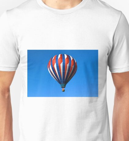 Flying The Red, White & Blue Unisex T-Shirt