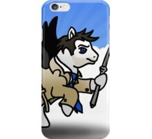 My Castiel Little Pony iPhone Case/Skin