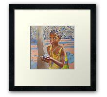 Faryda 11 Framed Print