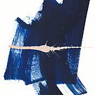 brushstrokes 4 by Iris Lehnhardt