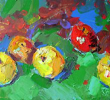 apples by olies