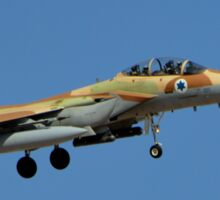 Israeli Air Force F-15I Eagle Sticker