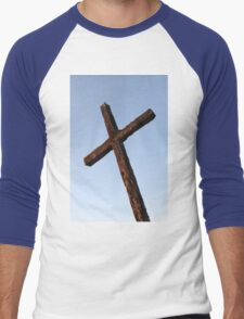 Ventura Cross Men's Baseball ¾ T-Shirt