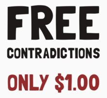 Free Contradictions Kids Clothes