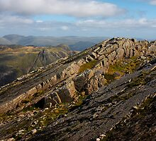 bow fell the great slab by Ilapin