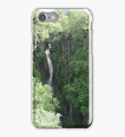 Corrieshalloch Gorge And Falls Of Measach National Nature Reserve iPhone Case/Skin