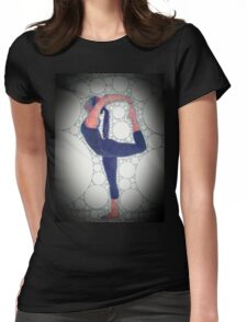 Yoga Art 13 Womens Fitted T-Shirt