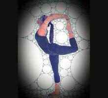 Yoga Art 13 Mens V-Neck T-Shirt