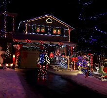 The Spirit Of Christmas Can Be Electrifying by Gary Fairhead