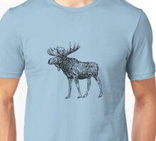 Kansas City Royals Moose Unisex T-Shirt