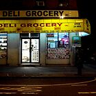 Deli Grocery, 3rd Ave. by Andrew Baker