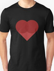 All You Need Is Art - love heart valentine fun cute romance T-Shirt