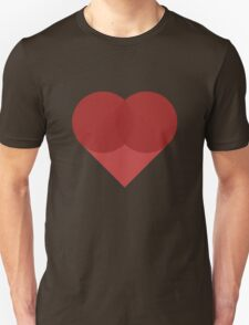 All You Need Is Art - love heart valentine fun cute romance Unisex T-Shirt