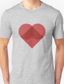 All You Need Is Art - love heart valentine fun cute romance T-Shirt