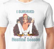 I Survived Nesting Season Unisex T-Shirt