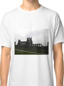 Whitby Abbey, North Yorkshire. Classic T-Shirt