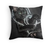 Little Helper Throw Pillow