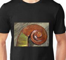 Scroll of Double Bass Unisex T-Shirt