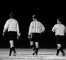 After the Game the Refs  Go Home by Corri Gryting Gutzman