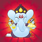 Ganesha by Wardell Brown