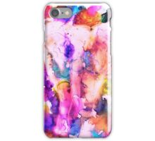 Charging African Elephant-Terraskin and Ink iPhone Case/Skin