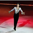 Johnny Weir - Flint - December 11 by ghosttree
