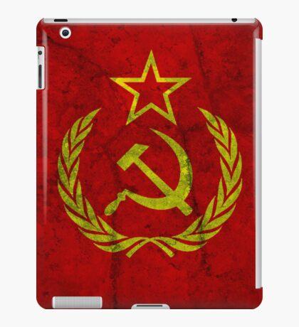 SOVIET UNION iPad Case/Skin