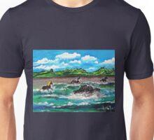 Wild (Sea) Horses...... Unisex T-Shirt