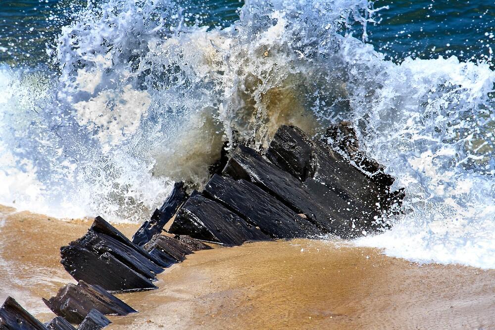 Somerset Wreck Cape Cod by Artist Dapixara