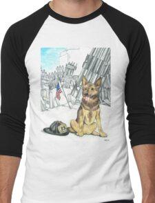 Heroes of 9-11 Men's Baseball ¾ T-Shirt