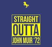 Straight Outta John Muir '72 Blue  Unisex T-Shirt
