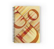God Spiral Notebook