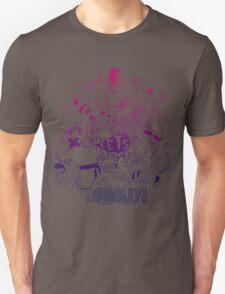 Hey let's shout Unisex T-Shirt