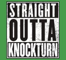 Straight Outta Knockturn Kids Clothes