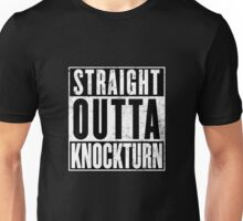 Straight Outta Knockturn Unisex T-Shirt