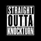 Straight Outta Knockturn by Digital Phoenix Design